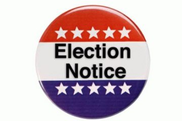 Pre-Election Notice