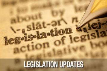 Legislation Updates 2019